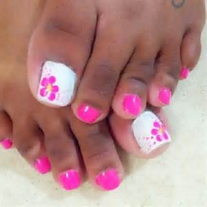 Toe nail designs for summer art ideas your toes polka dot