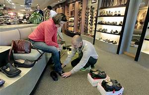 ewoldt paying more doesn39t guarantee good customer With biggest shoe store
