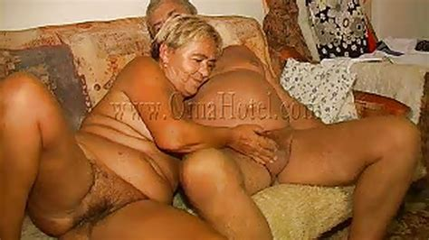 Heidrun In Old People Have Couch Sex Too From Old