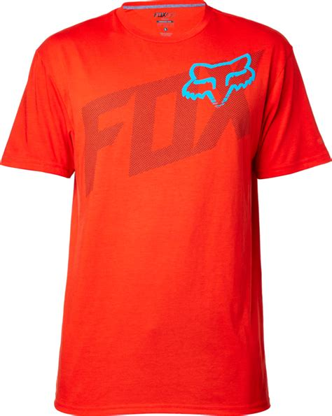 fox motocross shirt fox racing mens condensed tech motocross short sleeve t