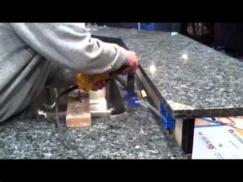 drill granite countertop how to drill faucet holes in granite countertops