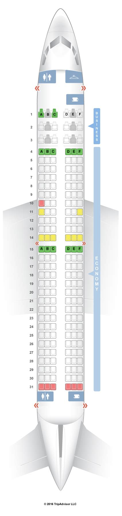 siege premium air seatguru seat map air europa boeing 737 800 738