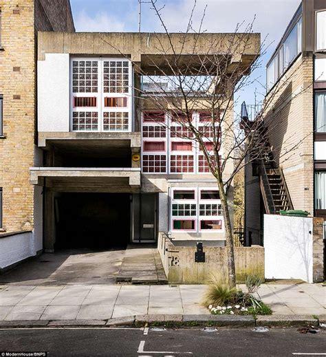 Grade Iilisted Housden House In Hampstead Goes On Sale
