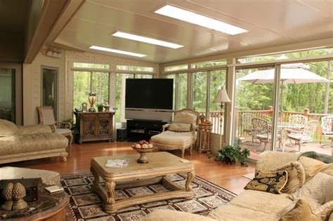 Sunroom Interior by Conservatory Versus Sunroom How To Build A House