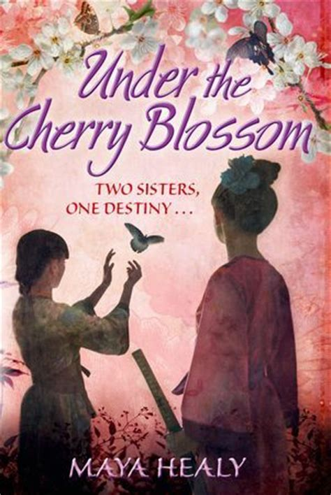 cherry blossom  maya healy reviews discussion bookclubs lists