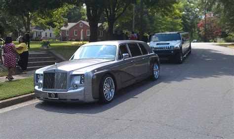 Royal Limousine by Augusta Ga Rolls Royce Phantom Limousine Service Royal