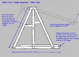 Free Ballista Plans! – Revisited. | DIY | Pinterest