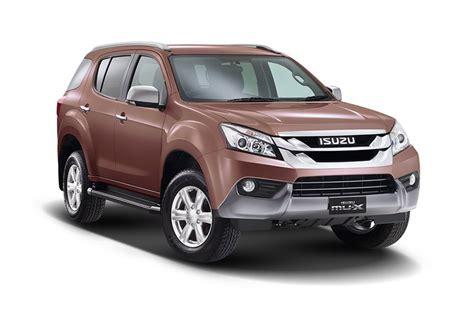 2016 isuzu mu ls u 4x4 3 0l 4cyl diesel turbocharged