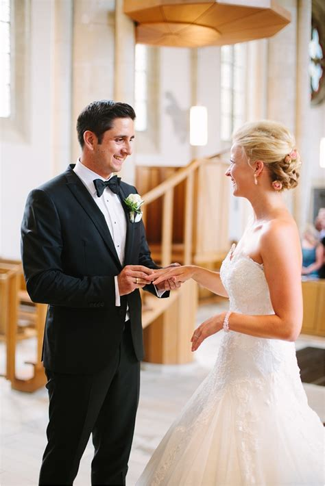 summer wedding  muenster kathy marco jennifer hejna