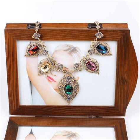 fashion jewelry set rhinestone charming color