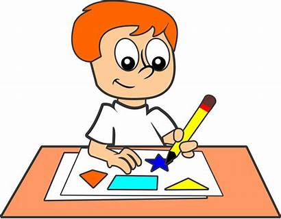 Activity Clipart Math Student Filler Games Clip