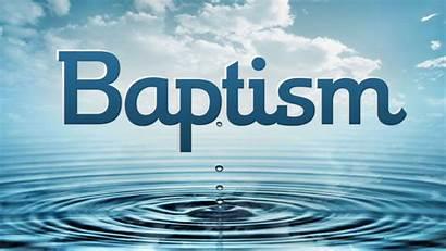 Baptism Sign Seal Water God Presbyterian Church