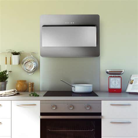 fond cuisine fond de hotte en inox crédence de cuisine hauteur 45 cm