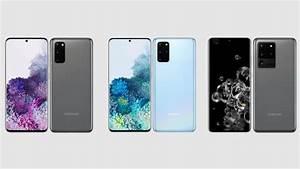 Samsung Galaxy S20 Vs Samsung Galaxy S20  Vs Samsung