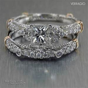 it39s easy to mix and match verragio designs take a look With verragio wedding ring sets