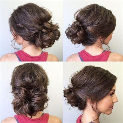 best 25 brunette updo ideas on pinterest brunette