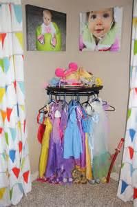Girls Dress Up Clothes Storage