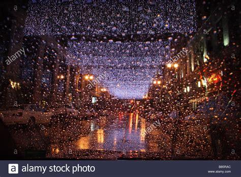 street los angeles  christmas light decorations