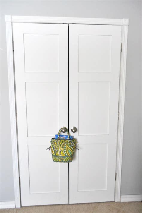 calm  decorate updating closet doors