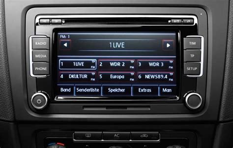 vw golf 6 radio volkswagen rcd 510 information and specifications my gti