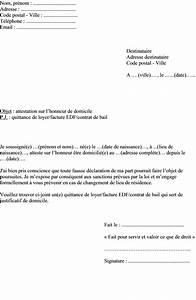Pret Caf En Ligne : mod le attestation sur l 39 honneur de domicile compl ter ~ Gottalentnigeria.com Avis de Voitures