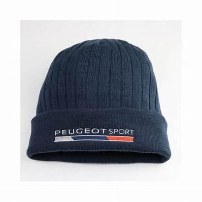 Peugeot Bonnet Polaire Cappello Invernale Scuro Blu