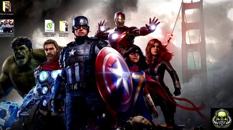DOWNLOAD MARVEL'S AVENGERS FREE PC GAME CRACK By CODEX FULL