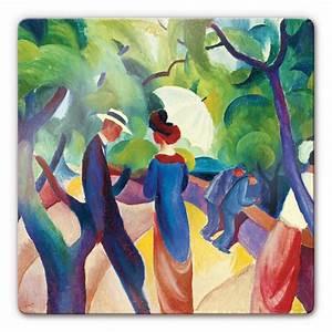 Tableau En Verre : tableau en verre macke wall ~ Melissatoandfro.com Idées de Décoration