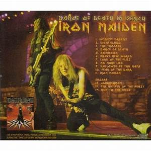 DANCE OF DEATH IN BERCY by IRON MAIDEN, CD with ...