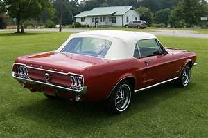 1967 FORD MUSTANG CONVERTIBLE - 91714