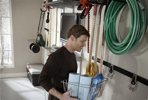 Garage Organization Fast Track by Fasttrack Garage Organization System