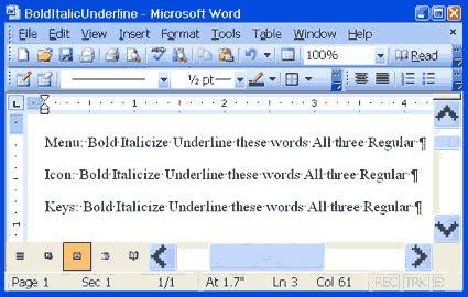 microsoft word 2003 tutorial