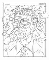 Coloring Billionaire Forbes Billionaires Pages sketch template