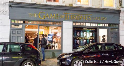 visit  game  thrones art gallery event  london