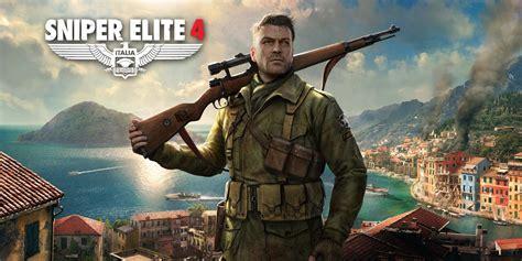 Bon Plan Sniper Elite 4 Italia Switch à 3999