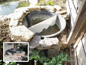 Bassin De Jardin Pour Poisson : r ve de gosse un bassin dans le jardin ~ Premium-room.com Idées de Décoration