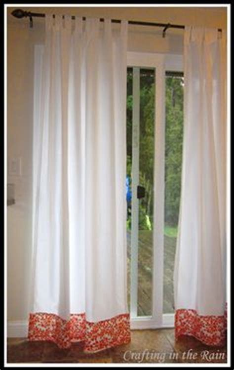 lengthen curtains on tuscan curtains