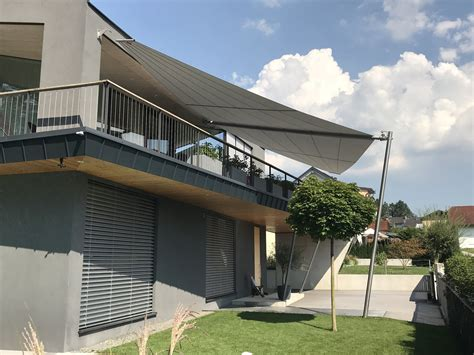 Wohnung Mit Garten Vöcklabruck by Wohnen Sonnensegel Sorgen F 252 R Urlaubsfeeling Zu Hause