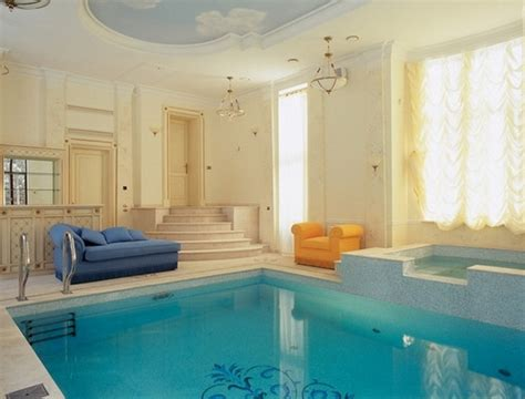 Luxury Indoor Swimming Pool Designs