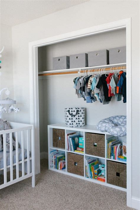 25 best nursery closet organization ideas on