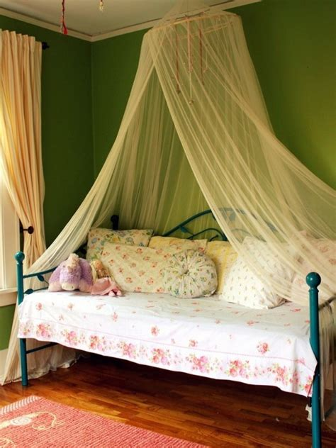 Kids Girls Bedroom Ideas by Canopy Daybed Baby Pinterest