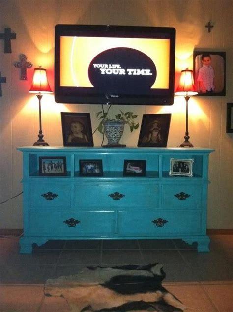 turn   dresser   entertainment center     entertainment