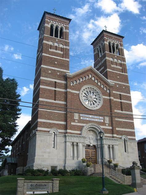 st gertrude roman catholic church wikipedia