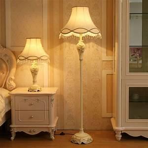 European, Style, Living, Room, Lamp, Creative, Vertical, Simple, Modern, Pastoral, Bedroom, Bedside, Floor