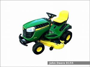 John Deere D155 Lawn Tractor  Review And Specs