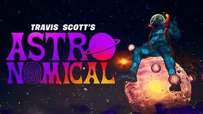 Travis Fortnite Scott Astronomical Event Concert Record