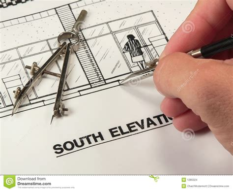 Architectural Design & Tools Stock Images  Image 1285324