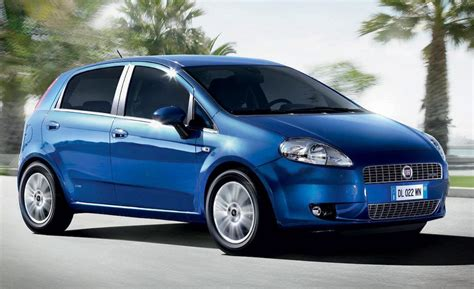 Fiat Grande Punto History Photos On Better Parts Ltd