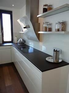 Küche Weiss Modern : grifflos wei mit grauwacke modern k che k ln von schorn einbauk chen gmbh ~ Sanjose-hotels-ca.com Haus und Dekorationen