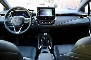 The 2019 Toyota Corolla Hatchback U0026 39 S Manual Gearbox Is